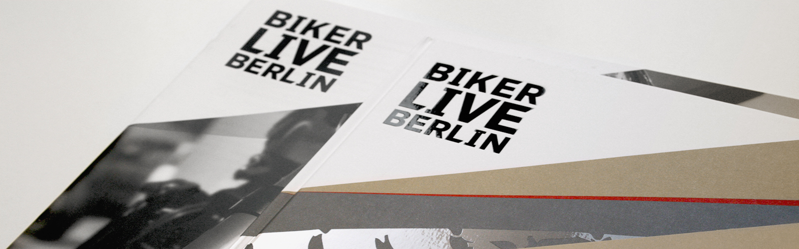 Braunwagner Communication Design ABB Tilke Biker Live Berlin Editorial & Corporate Design 2011