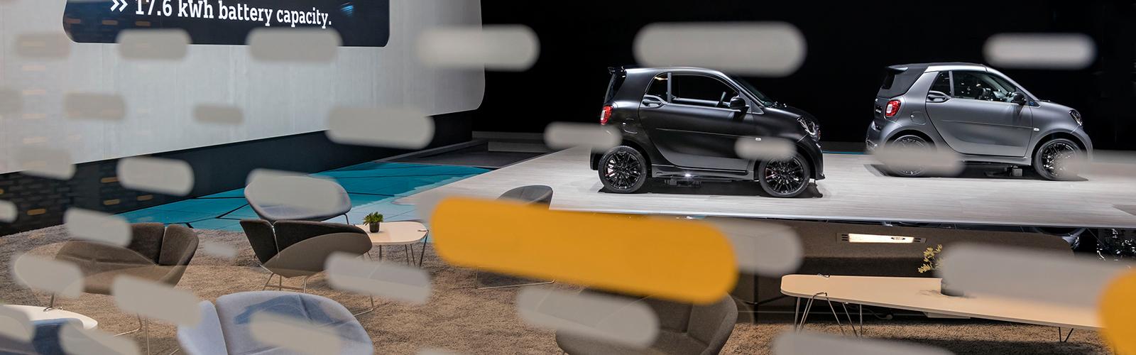 Braunwagner smart Geneva Motorshow Design 2019