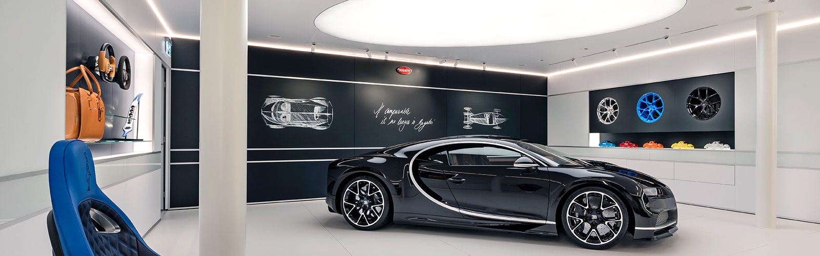 Braunwagner Bugatti Geneva Motorshow Design 2019