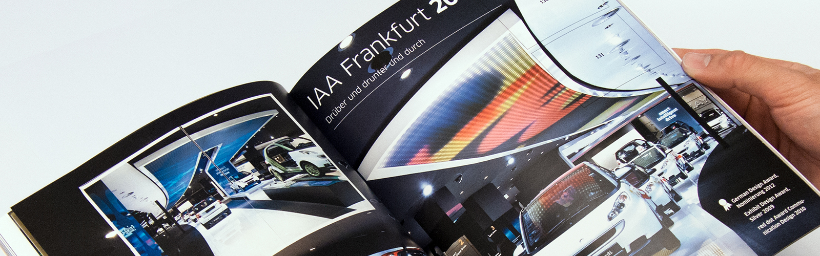 Braunwagner Communication Design smart 10 years magazine