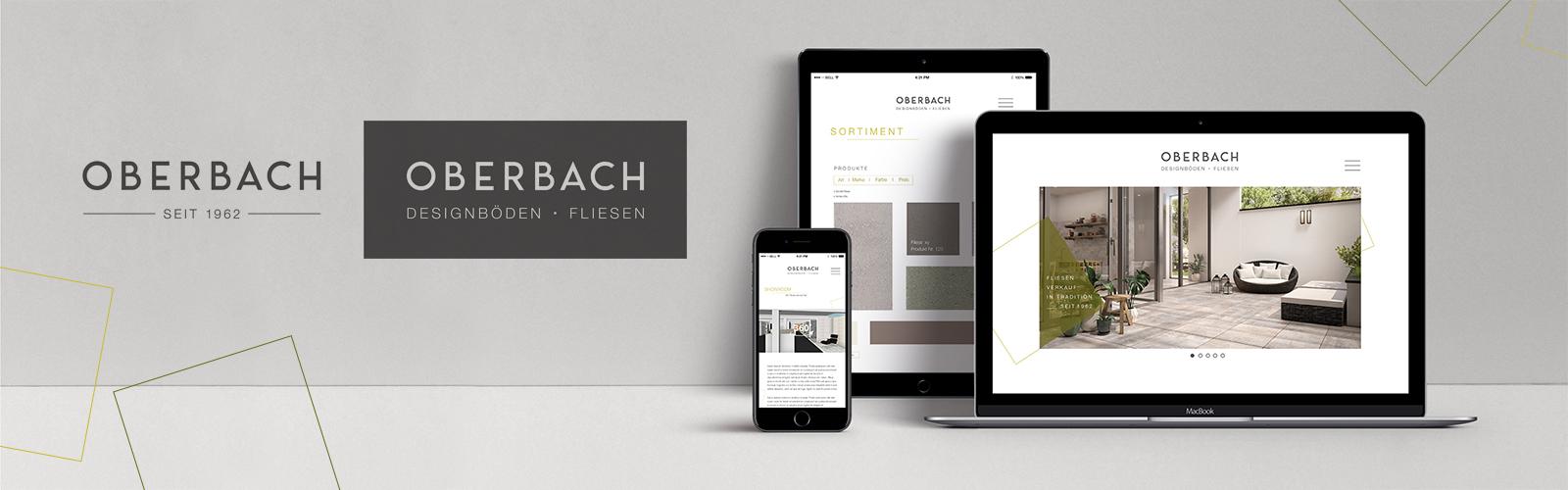 Braunwagner Communication Design Oberbach Corporate Design 2018