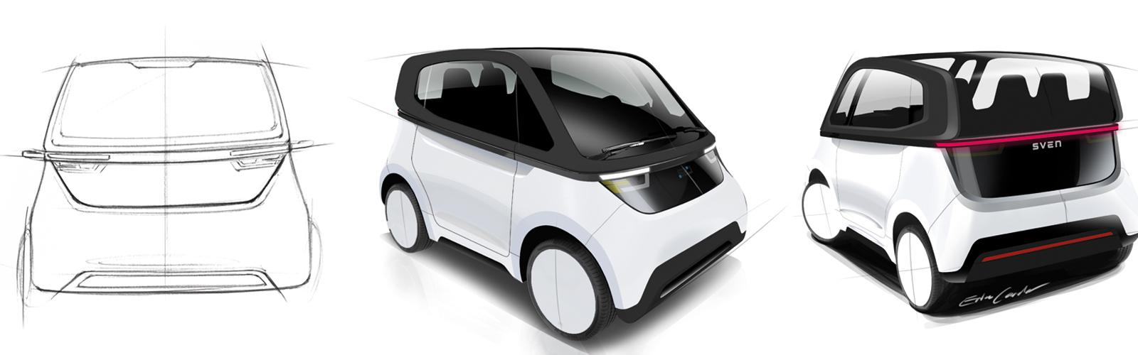 Braunwagner Produkt Industrie Mobility Design SVEN 2018 2019