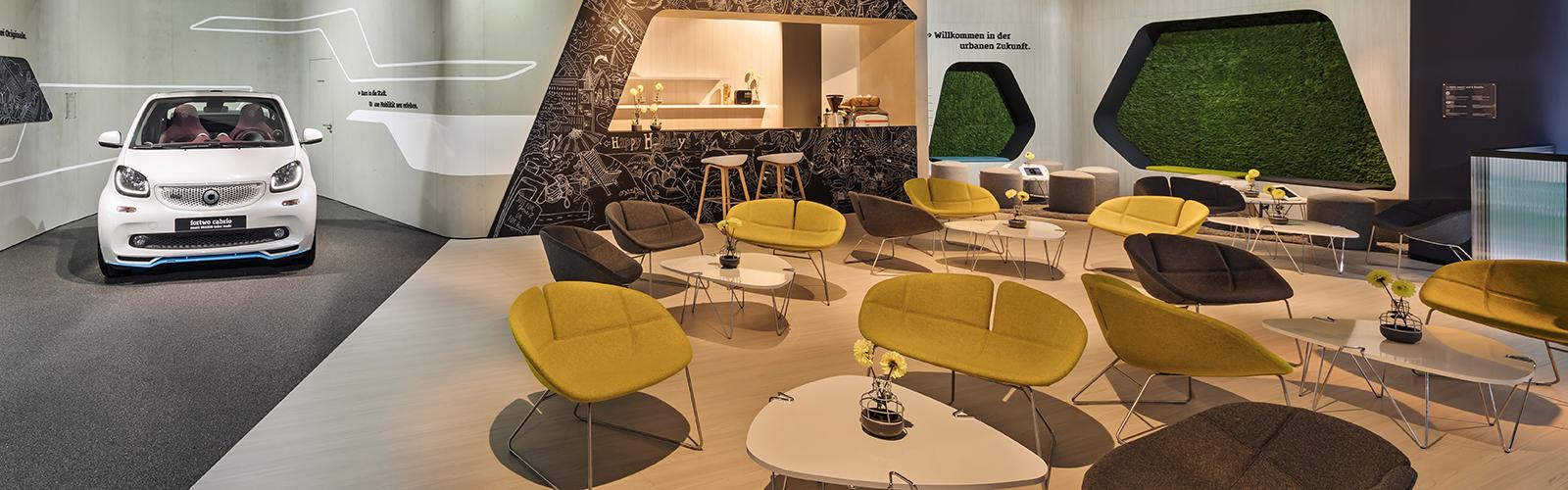 Braunwagner Spatial und Interior Design smart since 2003