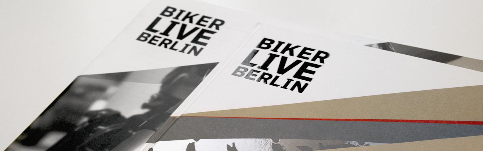 Braunwagner Communication Design ABB Tilke Biker Live Berlin Editorial & Corporate Design 2011