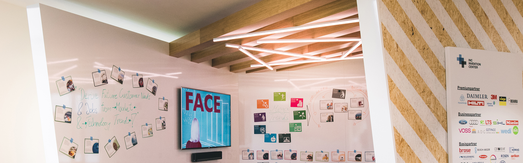 Braunwagner Interior Spatial Design INC Invention Center RWTH Aachen 2017