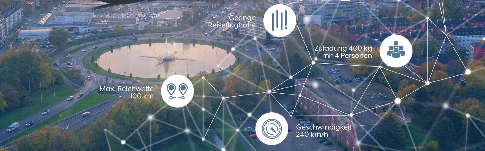 Braunwagner Produkt Mobility Design Consulting Forschungsprojekt SkyCab 2019 2020