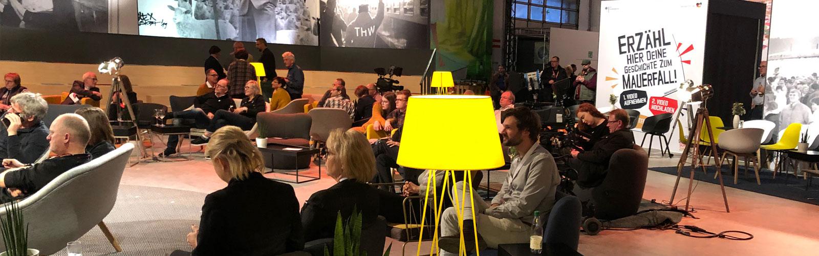 Braunwagner Spatial und Interior Design 30 Jahre friedliche Revolution